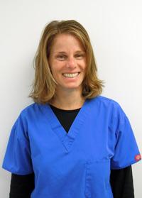 Kimberly McCann, R.D.H., E.M.T.